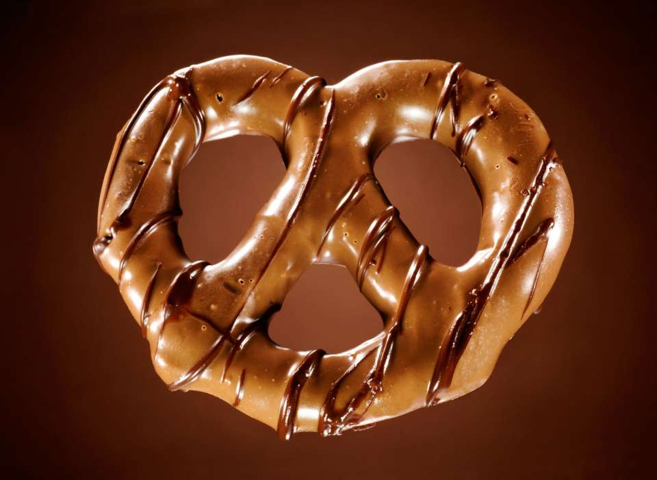 Lucas Zarebinski photography - Chocolate Pretzel